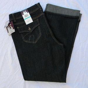 Gloria Vanderbilt Ladies' 16 Denim Jeans Stretch